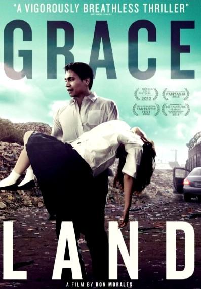 Земля благодатная / Graceland (2012) HDRip